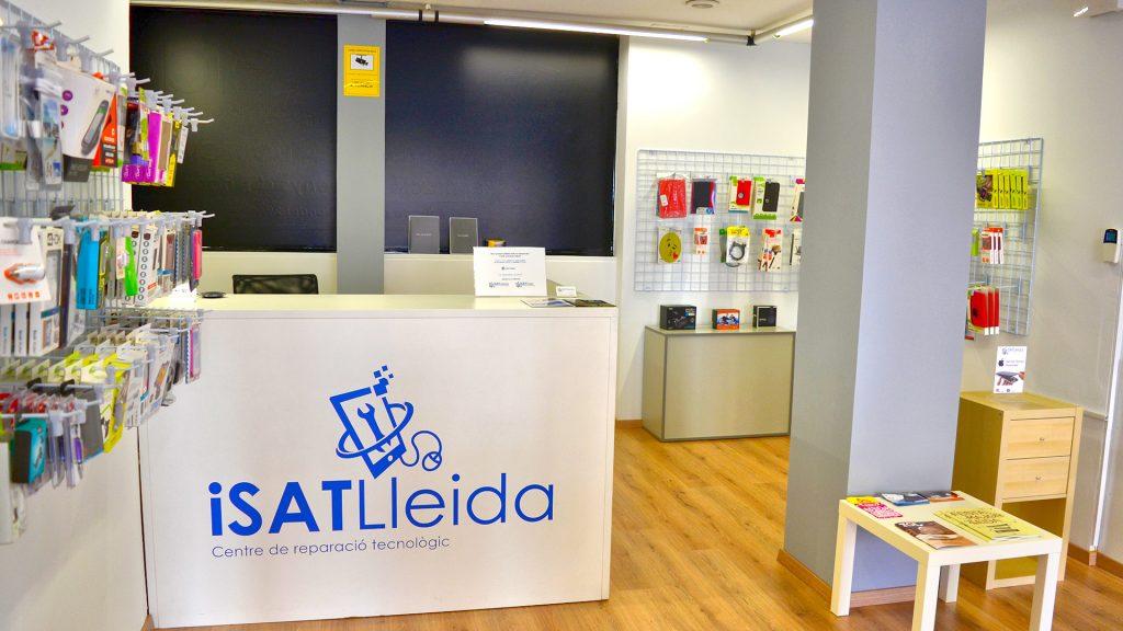 Hall de iSAT Lleida