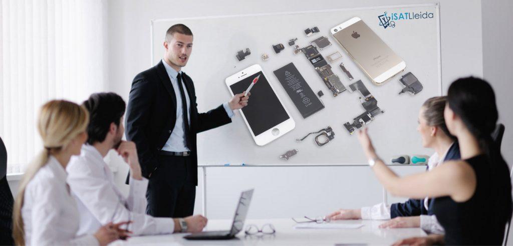 Formación en las nuevas tecnologías